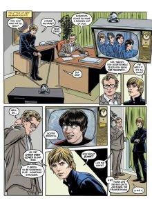 5 Stardust Rayguns & Moonage Daydreams Michael Allred biografia Bowie e i fumetti