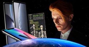 HEAD VG Serie TV Bowie L'uomo che cadde sulla terra