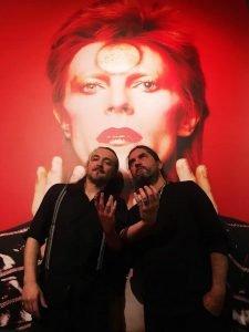 Diva Duo David Bowie eventi ottobre 2019