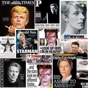 Killer Star Saronno Eventi novembre 2019 David Bowie