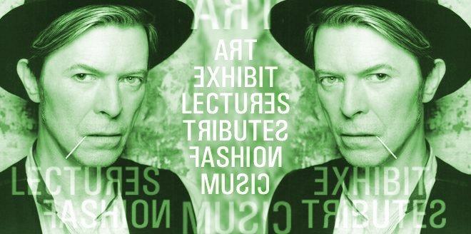 VG eventi novembre 2019 David Bowie