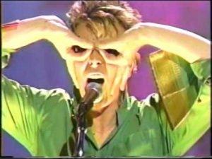 Moonage Daydream Michael Strunge David Bowie