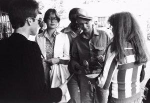 Michael Strunge incontra David Bowie, Copenhagen 1978