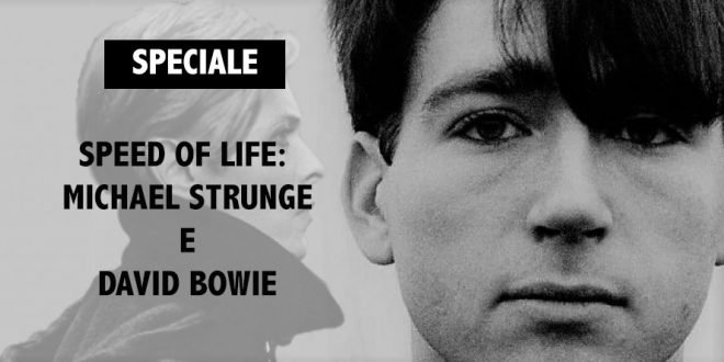 News Speciale Michael Strunge David Bowie