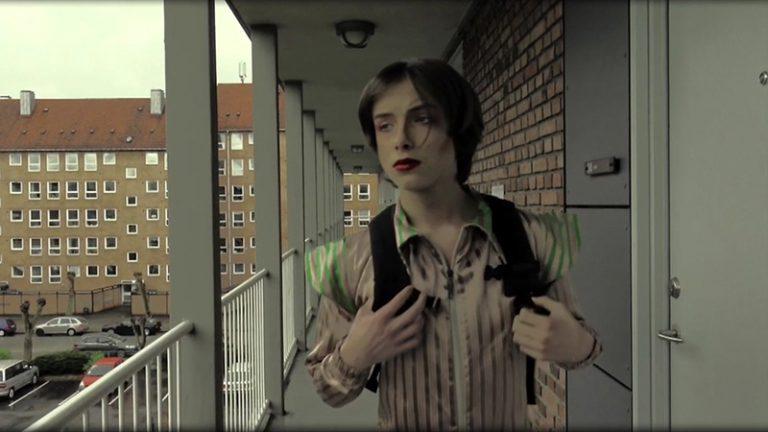 Fotogramma film Ziggy I Forstad Michael Strunge David Bowie Speed of Life