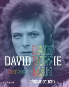 Rainbowman Soligny Libri 2019 David Bowie