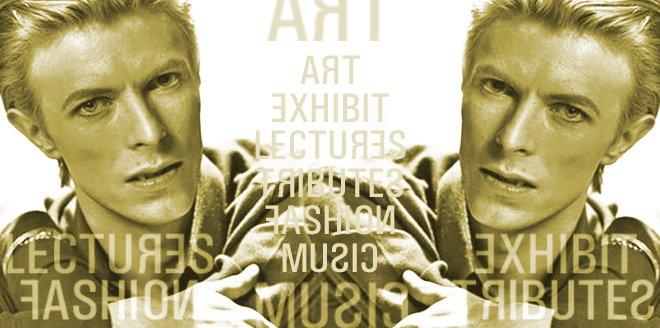 VG eventi dicembre 2019 David Bowie