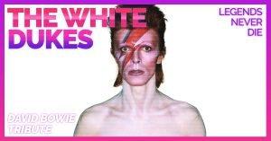 White Dukes Treviso eventi dicembre 2019 David Bowie