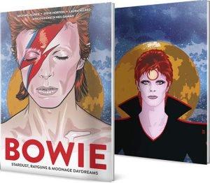 Bowie Allred Horton Biografia Fumetti Panini Libri su Bowie italiano