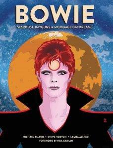 Bowie Allred Horton Inglese Biografia Fumetti Libri su Bowie italiano