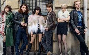 Nuovo Cast Christiane F. Noi i ragazzi dello zoo di berlino serie tv