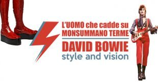 VG Concorso David Bowie Monsummano Style and Vision Moda