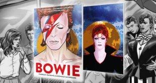 VG Bowie biografia a fumetti Allred Horton