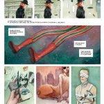 Illustrazione Grazia La Padula Linus rivista fumetti David Bowie