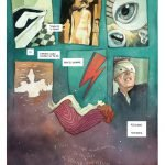 Illustrazione 2 Grazia La Padula Linus rivista fumetti David Bowie