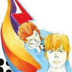 Illustrazione La Tram Linus rivista fumetti David Bowie