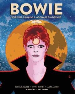 copertina allred horton bowie biografia a fumetti