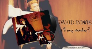 David Bowie Is It any wonder cd vinile vinyl ep 3