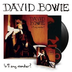 david bowie is it any wonder ep cd vinile vinyl