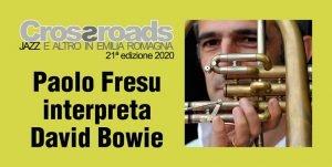 Paolo Fresu interpreta David Bowie Rimini eventi marzo 2020 tributo