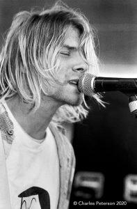 Kurt Cobain Nirvana eventi marzo 2020 David Bowie tributo