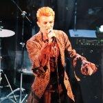 Foto 3 di Cosimo Stassano David Bowie a Sanremo 1997