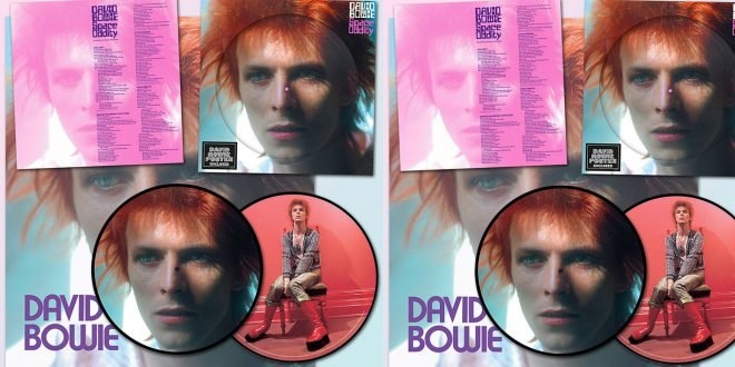 Space Oddity Picture Disc David Bowie Header