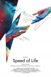Locandina Speed of Life film David Bowie