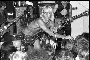 Stooges eventi online quarantena David Bowie