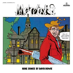 David Bowie Metrobolist man who sold the world 50th anniversary