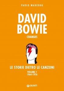 Copertina Paolo Maleddu changes le storie dietro le canzoni Libri su David Bowie