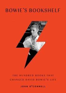 John O'Connell Bowie's Book Shelf Libri su David Bowie