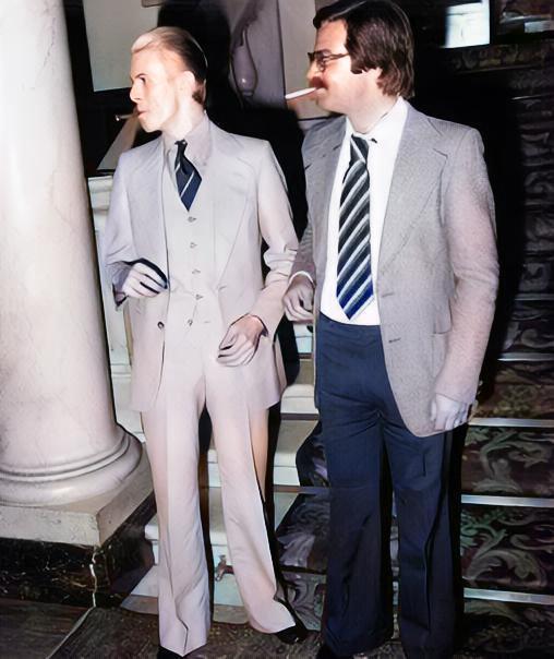 David Bowie a Genova 1976 2