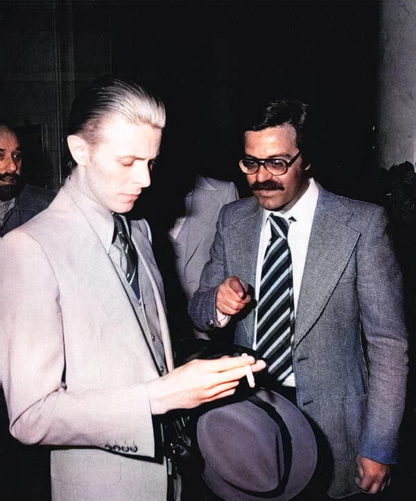 David Bowie a Genova 1976 3