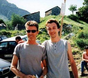 """INCONTRI - Sul set del film """"Il mio West"""" giugno 1998 6"""