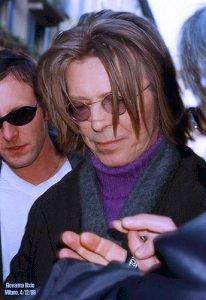 INCONTRI - David Bowie da Celentano, 21-22 ottobre 1999 44