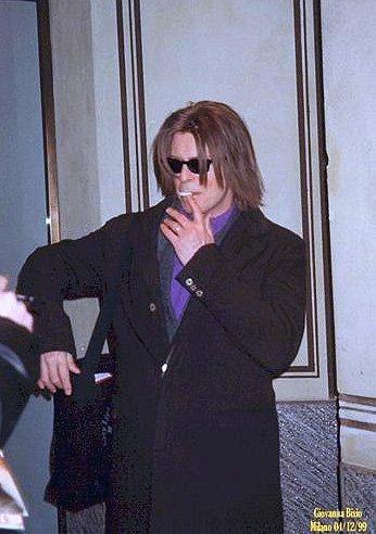 Bowie incontro milano 1999 celentano