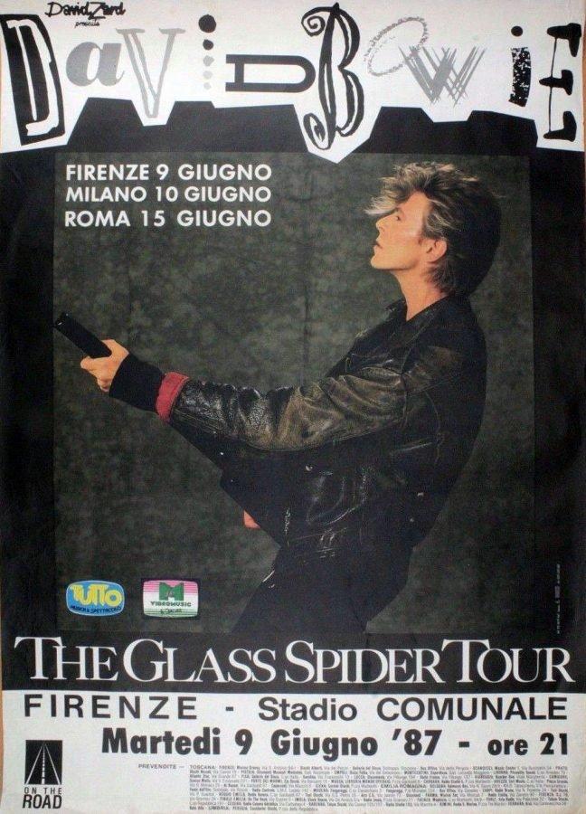 Glass Spider Tour - Firenze 9 Giugno 3