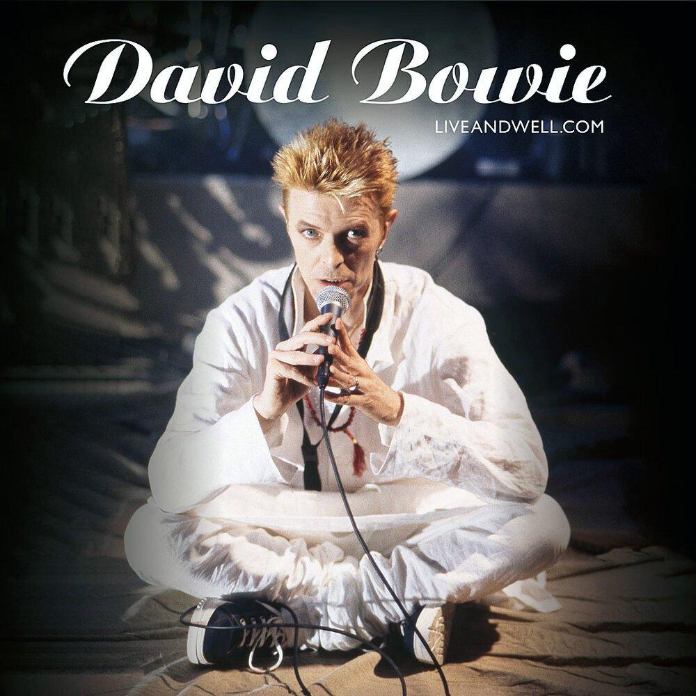 DAVID BOWIE Liveandwell cd lp