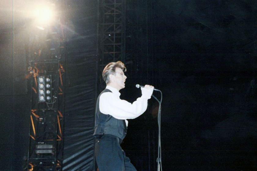 Sound and Vision Tour - Modena, 8 Settembre 1990 4