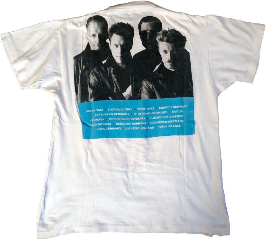 Tin Machine - It's My Life Tour - Firenze, 8 Ottobre 1991 6