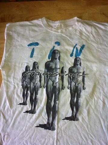 Tin Machine - It's My Life Tour - Milano, 6 Ottobre 1991 1