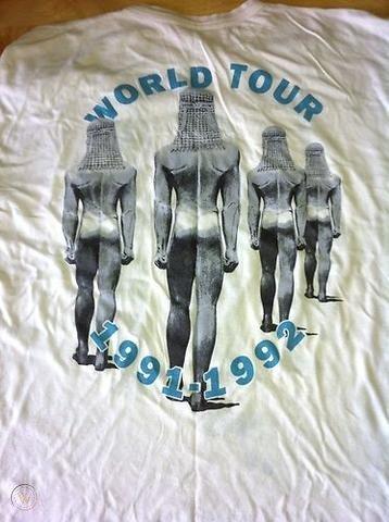 Tin Machine - It's My Life Tour - Milano, 6 Ottobre 1991 2