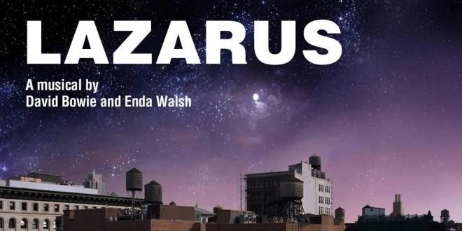 bowie Lazarus Musical Streaming