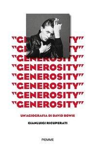 Generosity Gianluigi Ricuperati Libri su Dadid Bowie