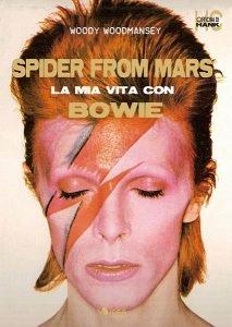 Woody Woodmansey La mia vita Con Bowie libri