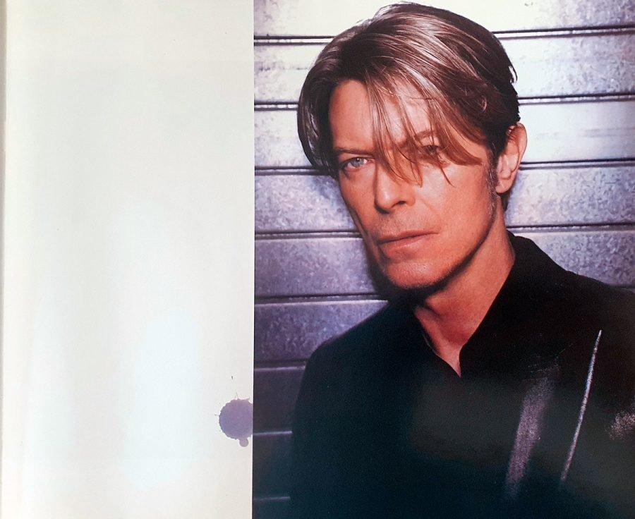 David Bowie Reality Tour Book program