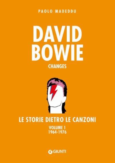 copertina Libro Paolo Madeddu le storie dietro le canzoni david bowie