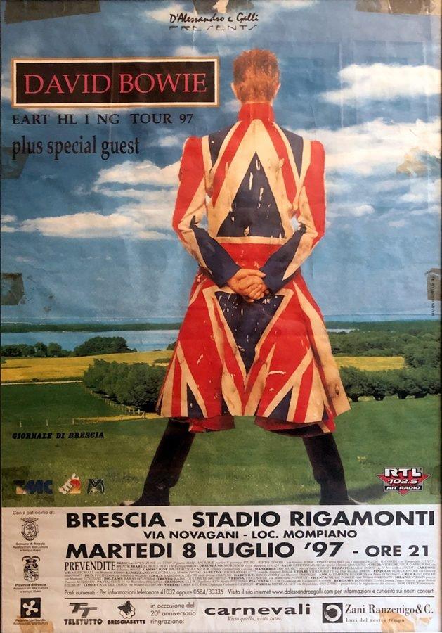 Earthling Tour - Brescia, 8 Luglio 1997 6