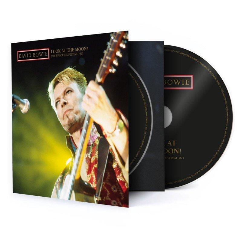 """Look at the Moon!"" dal 12 febbraio il nuovo live di Bowie 3"